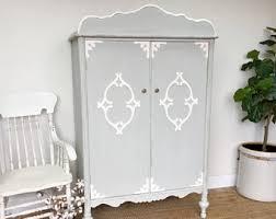 Furniture Armoire Wardrobe Armoire Etsy