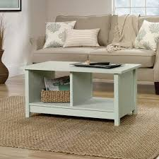 sauder coffee and end tables sauder original cottage collection coffee table rainwater walmart com