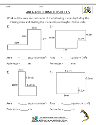 Free Printable Perimeter And Area Worksheets Atidentity Com Worksheets For Free Printables Atidentity Com
