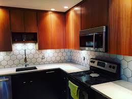 this beautiful backsplash was part of a job we did a few weeks