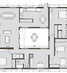 Tuscan Villa House Plans by 100 Spanish Courtyard House Plans Floor Plan Image Of La
