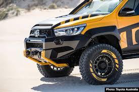 concept off road truck carnichiwa toyota hilux tonka concept unboxed u2013 australian