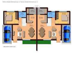 Five Bedroom House Plans by Flat Roof Modern House Plans One Story 2 Bedroom House Plans