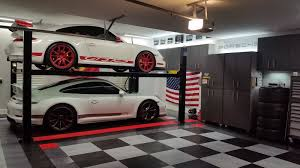 porsche home garage these beautiful porsche garages make us want to move in rennlist