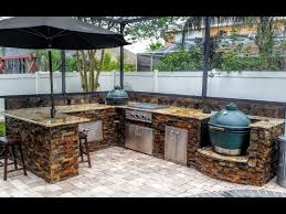 outdoor kitchen design best outdoor kitchen design ideas youtube