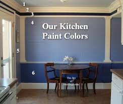how to paint a kitchen blue for 217 00 ok five different blues