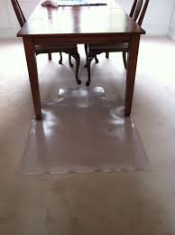 protect carpet under dining table with concept inspiration 42665