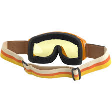 motocross goggles tinted biltwell overland goggle orange brown the overland goggle