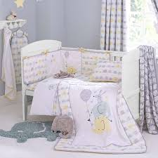 ellie and friends nursery duvet cover and pillowcase set bed