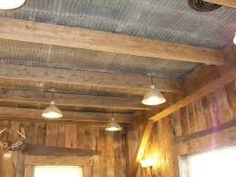 reclaimed tin ceiling perfect for the kitchen have tons of tin