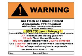 nfpa 70e arc flash table nfpa 70e arc flash training florida arc flash florida