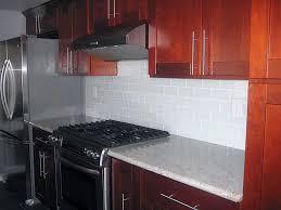 Kitchen Backsplash Tiles Glass 25 Kitchen Backsplash Glass Tile Ideas In A More Modern Touch