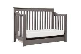Crib Convertible To Toddler Bed Piedmont 4 In 1 Convertible Crib With Toddler Bed Conversion Kit