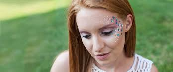 Mermaid Halloween Makeup Ideas Super Easy Mermaid Makeup For Halloween More Com
