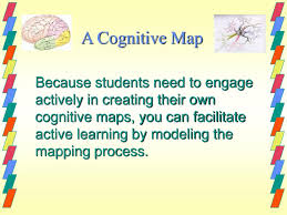Cognitive Map Ppt Visually Mapping Course Design For Students The Graphic