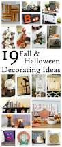 19 fall and halloween decorating ideas mmm 296 block party