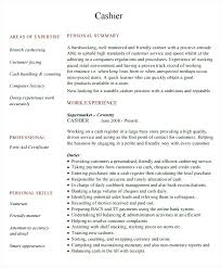 cashier resume template retail resume templates restaurant cashier cover letter exle e