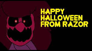 happy halloween from razor youtube
