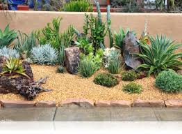 front yard landscaping ideas succulents the garden inspirations
