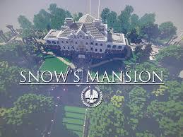 Hunger Games Minecraft Map I Recreated Snow U0027s Mansion In Minecraft Album On Imgur