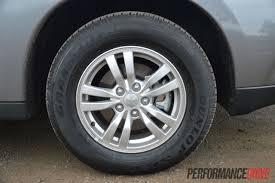 mitsubishi suv 2013 2013 mitsubishi outlander ls alloy wheels