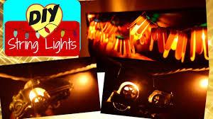 Room Lights String by 2 Diy String Lights Best Out Of Waste Room Decor Diwali
