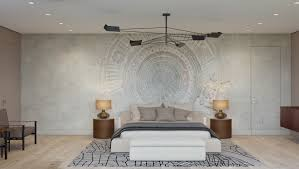 Luxury Bedrooms With Unique Wall Details - Unique bedroom design