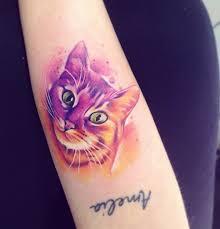 tattoo cat 100 exles of cute cat tattoo art and design