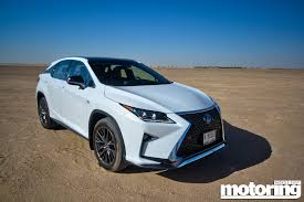 price of used lexus rx 350 in dubai 2016 lexus rx350motoring middle east car news reviews and buying