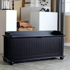 Leather Bedroom Bench Black Bedroom Storage Bench U2013 Ammatouch63 Com