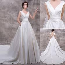 White Wedding Dresses Best 25 Satin Wedding Dresses Ideas On Pinterest Satin Wedding