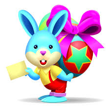 big easter bunny easter s back easter bunny easter and bunny
