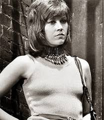 photos of jane fonda s klute hairdo jane fonda in klute 1971 so few critics so many poets