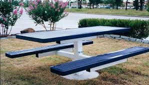 Outdoor Table And Bench Seats Commercial Picnic Tables U2013 Outdoor Furniture From Picnic Furniture