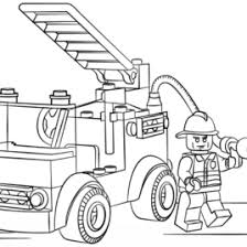 fire truck coloring pages printable kids colouring pages lego