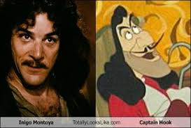 Inigo Montoya Meme - inigo montoya totally looks like captain hook memebase funny memes