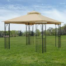 Sunjoy Tiki Gazebo by Replacement Canopy For Seaton Aim Gazebo Riplock 350 Garden Winds