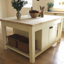 free standing islands for kitchens 9 freestanding kitchen islands for every style white oak