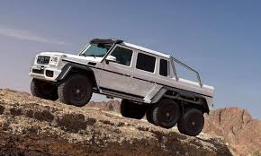 six wheel mercedes suv mercedes g63 amg 6x6 mega luxury