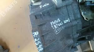 manual gearbox ford focus daw dbw 1 8 tdci 29228