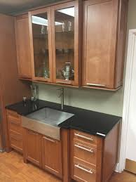 Factory Kitchen Cabinets by Galaxy Pecan Wcf