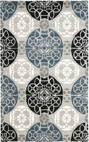 gray silver platinum charcoal rugs safavieh rug collection