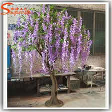 indoor artificial flower tree sale decorative artificial