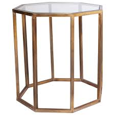 Large Side Table Octagon Large Side Table Oka