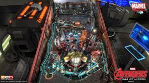 Best Zen Pinball Tables Review Of Zen Studios U0027 Avengers Age Of Ultron Pinball Neowin