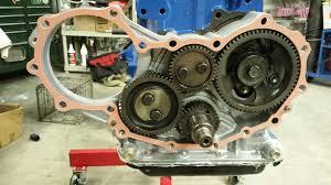 lexus lx 570 engine timing 2h weird oil leak front engine ih8mud forum