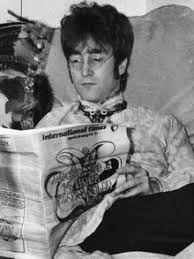 biography of john lennon in the beatles john lennon s lyrics to a day in the life to fetch 700 000