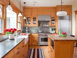 wooden kitchen cabinets modern 8 ways to decorate with oak cabinets for a modern look