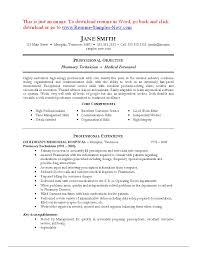 Pharmacist Resume Objective Sample by Sample Pharmacist Resume Peaceful Inspiration Ideas Pharmacy