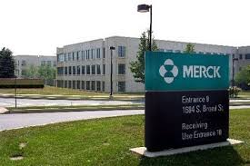 drug company merck which employs 12 000 in n j to eliminate
